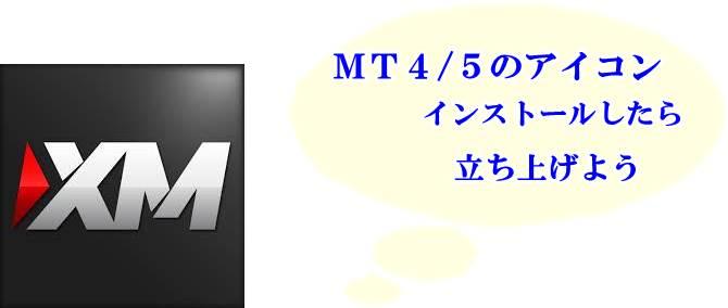MT4のアイコン